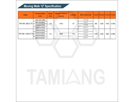 Jual Tamiang Moving Walk Elevator