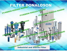 Jual DONALDSON Compressed Air and Process Filtration