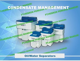 Jual C0NDENSATE MANAGEMENT