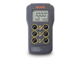 Jual HI 935005N K-Type Waterproof Thermocouple Thermometer With Calibration Feature temperature control