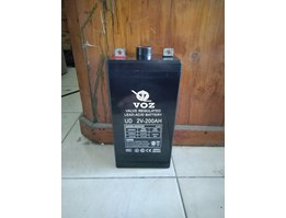 Jual BATTERY VRLA VOZ 2V 200AH