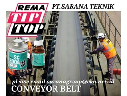 Jual PT SARANA TEKNIK REMA TIP TOP ADHESIVE SC 2000 LEM FOR CONVEYOR BELT