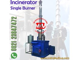 Jual Incinerator Single Burner 5K