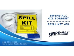 Jual SWIPE-ALL P88 - OIL SORBENT SPILL KIT 45L
