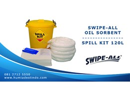 Jual SWIPE-ALL P89 - OIL SORBENT SPILL KIT 120L