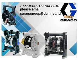 Jual SELL PUMP GRACO HUSKY DIAPHRAGM AIR OPERATED PUMP PT SARANA TEKNIK