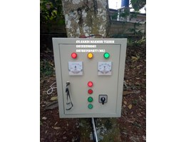 Jual Box panel pompa