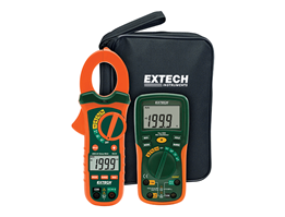 Jual Extech ETK30: Electrical Test Kit with AC Clamp Meter
