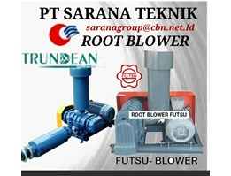 Jual ROOT BLOWER PUMP TRUNDEAN PT SARANA TEKNIK BLOWER COMPRESSOR
