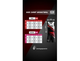 Jual Jasa Custom Jersey Basketball