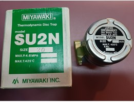 Jual Steam Trap Miyawaki SU2N Stainless Steel