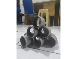 Jual Elbow Stainless Steel 8 inch