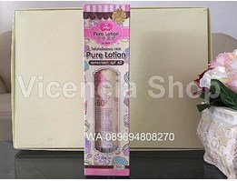 Jual PURE LOTION BY JELLYS ORIGINAL THAILAND 100%