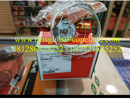 Jual Jual Thermostatic Expansion Valves (TGEL Series) 067N3157 Danfoss