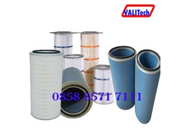 Jual Recycle filter dust collector