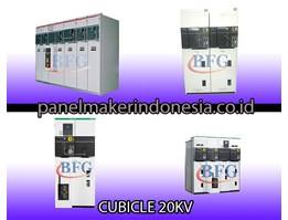 Jual Panel Cubicle 20KV
