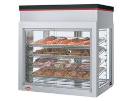 Jual Hatco WFST-2X Humidified Large Display Cabinet