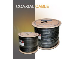 Jual COAXIAL CABLE RG11 95 BEMF(MESSENGER + JELLY)