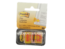 Jual POST IT SIGN HERE