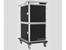 Jual ScanBox Banquet Line Combo H6 + H6 Food Box Trolley