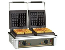 Jual Roller Grill Double Belgian waffle iron GED 10