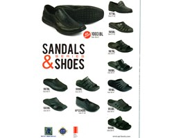 Jual SANDALS SERIES & SHOES