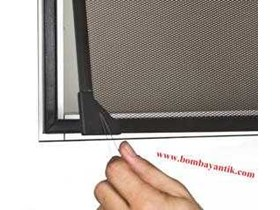 Magnetic Insect Screen, MagneticMiniflex, Kasa Nyamuk Magnet