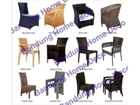 Synthetic Rattan Dining Chair
