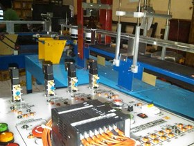 AUTOMATION PRODUCT PROCESSING SIMULATOR