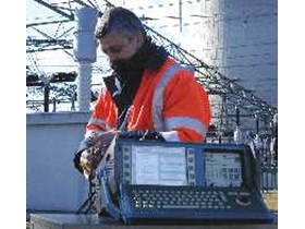 Megger test and measurement equipment