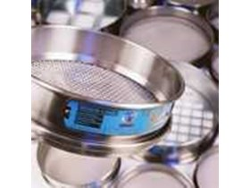 Test Sieve Perforated Plate Mesh