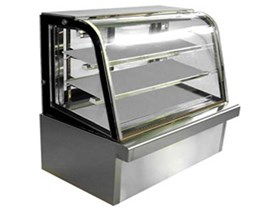 Cake display chiller For Sale Indonesia