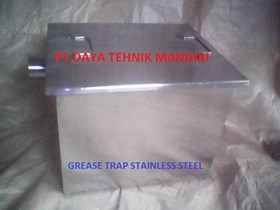 Grease Trap Stanless Steel