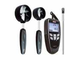 Portable Thermo Anemometer, Model LV 100