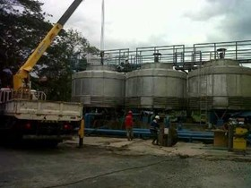 JASA MODIFICATION COOLING TOWER