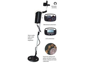 ground search metal detector