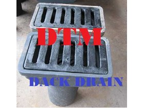 Dack Drain Cast Iron