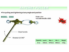 RACHET PULLER / RATCHET PULLER NGK/ Ratchet puller ngk / power pull/ CABLE PULLER/ STRAINING TOOLS