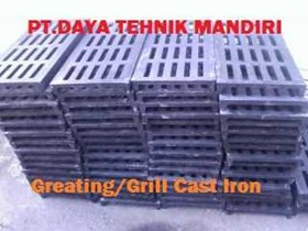 GREATING/ GRILL CAST IRON