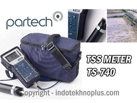 Portable Total Suspended Solid Monitor Partech / TS-740