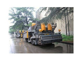 PAVER Asphalt Finisher