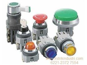 IDEC Izumi IDEC.Push Button IDEC.Illuminated Push Button IDEC.Emergency Stop IDEC.Pilot Light IDEC.Selector Switch IDEC.Rellay IDEC.Multi Range Timer IDEC.Miniatur Pilot Light IDEC.Power supply IDEC.Combination Display Light