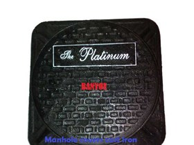 MANHOLE COVERS CAST IRON