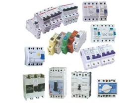 MCB, MCCB, NFB Rilay Over Load, Pilot Lamp, Fuse, Contactor, Panel Meter, Push buttom,