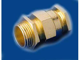 brass cable gland non armoured