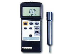LUTRON CD-4303 CONDUCTIVITY METER