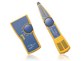 Fluke IntelliTone™ Pro Toner and Probe Digital toner and probe traces and locates cables on active network.