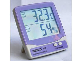 Digital Thermo-Hygrometer DEKKO 637