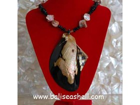 Natural Shell Jewelry Indonesia / Kalung Kerang