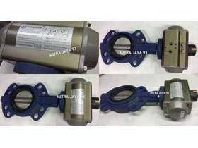 BUTTERFLY ACTUATOR DOUBLE ACTING / SINGLE ACTING